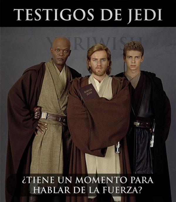 Testigos de Jedi