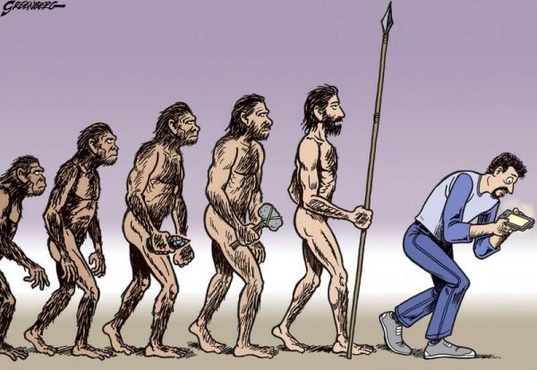 ¿Evolución o involución?