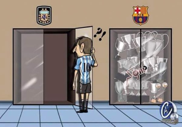 Éxitos de Lionel Messi