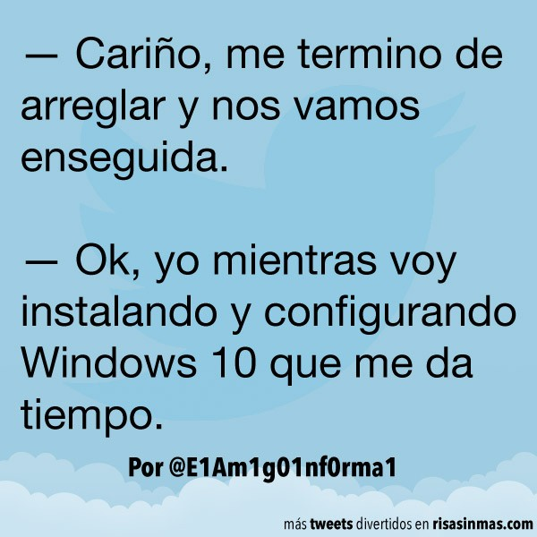 Configurando Windows 10