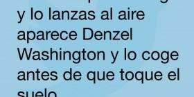 Aparece Denzel Washington