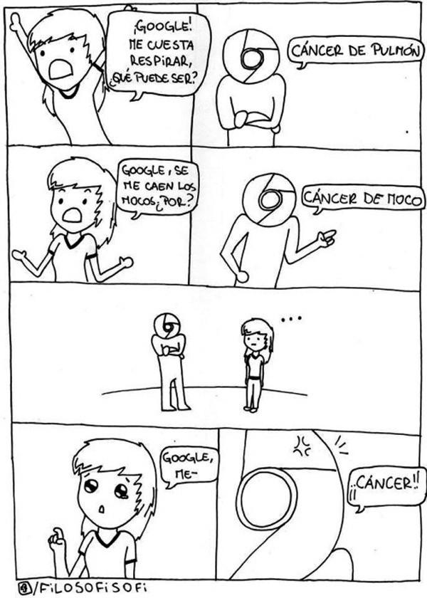 Diagnósticos por Internet
