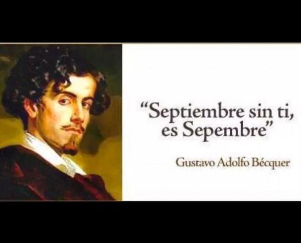 Frase de Gustavo Adolfo Bécquer