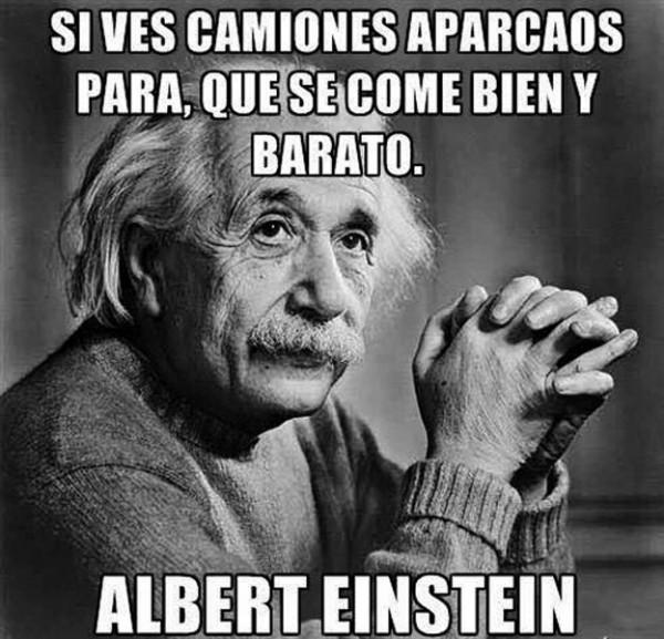 Frase sabia de Albert Einstein