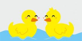 Nuestro amor es patoa la vida