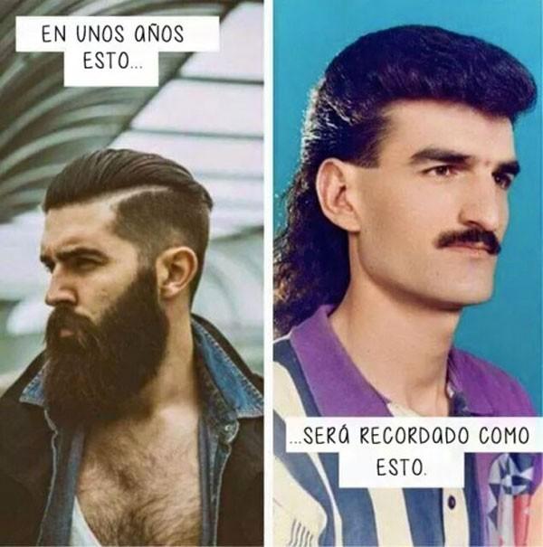 Así serán recordadas las barbas