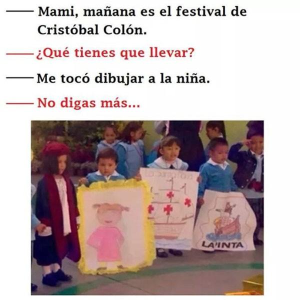 Festival de Cristóbal Colón