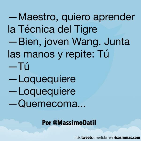 La Técnica del Tigre