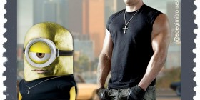 Vin Diesel - Dominic Toretto Minion